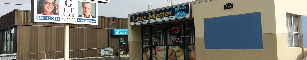 Lens Master Kitchener